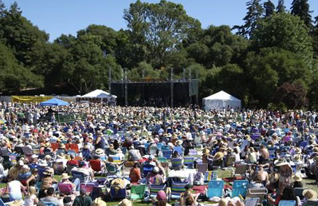 Santa Cruz Events - Blues Festival