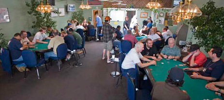 Santa Cruz Card Rooms - Ocean View Card Room