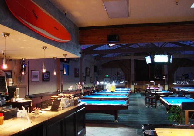 Surf City Billiards